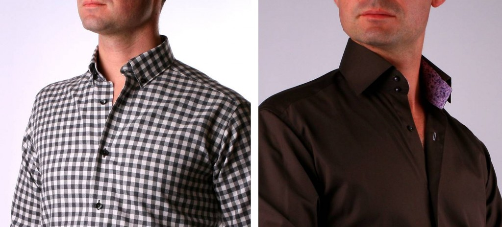 10 conseils pour porter une chemise sous un pull chemises hommes. Black Bedroom Furniture Sets. Home Design Ideas