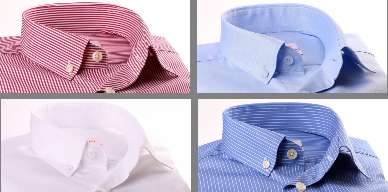 chemise_col_boutonné